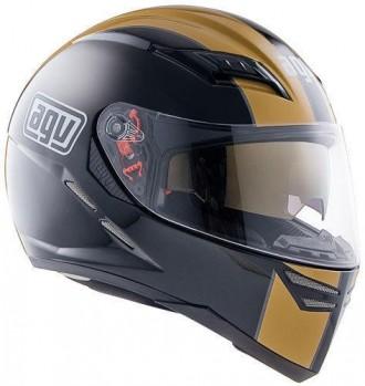 Новый Шлем AGV S4 SV с очками. мотошлем. шолом. Shoei. Arai. Shark. Херсон. фото 1