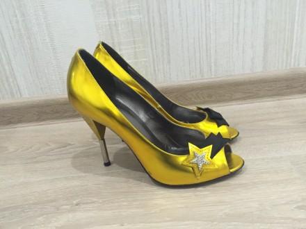Стильные и безумно красивые туфли Marc Jacobs оригинал Италия 37 р. Киев. фото 1