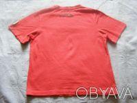 Стильная футболка длина- 48 см длина рукава-17 см ширина в плечах-31 см шири. Никополь, Днепропетровская область. фото 3