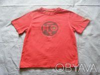 Стильная футболка длина- 48 см длина рукава-17 см ширина в плечах-31 см шири. Никополь, Днепропетровская область. фото 2