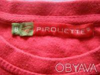 Стильная футболка длина- 48 см длина рукава-17 см ширина в плечах-31 см шири. Никополь, Днепропетровская область. фото 7