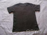 Стильная детская футболка. длина-47 см длина рукава-13 см ширина в плечах-31 . Никополь, Днепропетровская область. фото 3