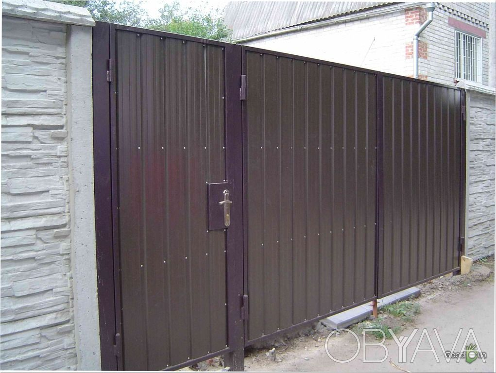 Ворота зкалиткв ворота сенсорные