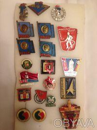 Значки СССР, из домашней коллекции, в хорошем состоянии. Цены на значки уточняйт. Киев, Киевская область. фото 9