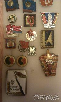 Значки СССР, из домашней коллекции, в хорошем состоянии. Цены на значки уточняйт. Киев, Киевская область. фото 13