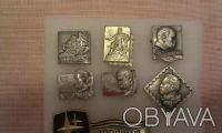 Значки СССР, из домашней коллекции, в хорошем состоянии. Цены на значки уточняйт. Киев, Киевская область. фото 12