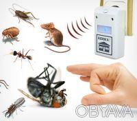 Отпугиватель «Riddex™ Pest Repeller» от  грызунов и насекомых. Киев. фото 1