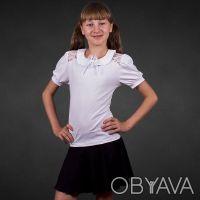 Футболка-блузка в школу!. Нововолынск. фото 1