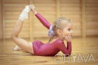 Приглашаем детей от полных 4,5 до 7 лет на занятия по художественной гимнастике . Днепр, Днепропетровская область. фото 2