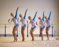 Приглашаем детей от полных 4,5 до 7 лет на занятия по художественной гимнастике . Днепр, Днепропетровская область. фото 3
