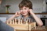 Шахматы для детей от 5 лет!. Днепр. фото 1