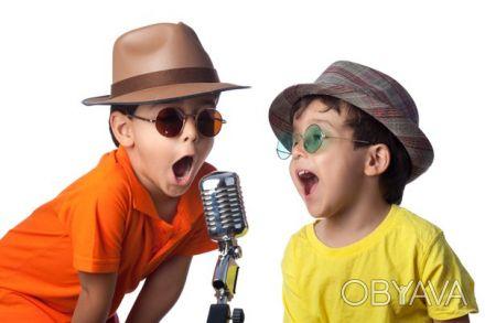 Приглашаем на занятия по вокалу для детей от 4-11 лет! Занятия проходят как в г. Днепр, Днепропетровская область. фото 1