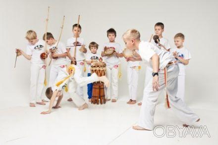Семейный клуб Shalom Baby приглашает детей от 6 до 13 лет на занятия по капоэйра. Днепр, Днепропетровская область. фото 1