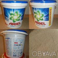 Ariel whites+color Безфосфатный порошок 9 кг. Киев. фото 1