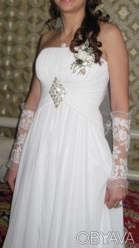 Продам свадебное платье! Оплачиваю доставку!. Киев. фото 1