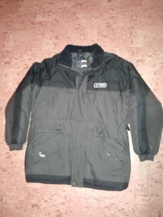 Куртка теплая.утеплитель тройной синтепон размер XXXL. Киев. фото 1