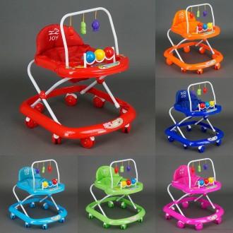 Детские ходунки JOY 992. Сумы. фото 1
