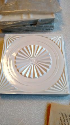 Плитка декоративная (полимерная пленка с объемным рисунком). Запорожье. фото 1