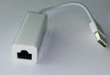 в наличии   . USB 2.0 Ethernet сетевой адаптер . Поддерживают полнодуплексный. Нововолынск, Волынская область. фото 3