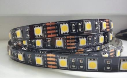 Светодиодная лента на SMD5050. Николаев. фото 1