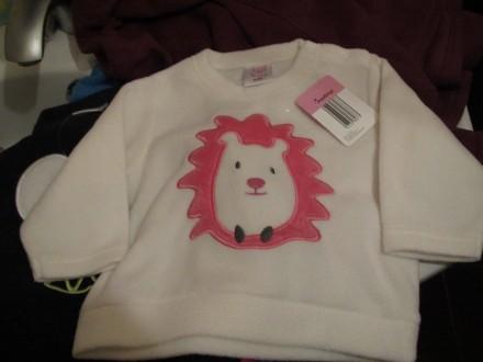 Флисовые свитера немецкой фирмы Impidimpi для мальчиков и девочек. Херсон. фото 1