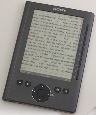 Электронная книга SONY PRS-300 + обложка Proporta. Днепр. фото 1