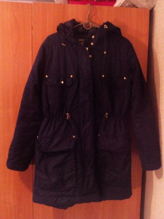 Состояние идеальное. Носилась редко, тёплая. Я носила её зимой. Есть мех для кап. Чернигов, Черниговская область. фото 3