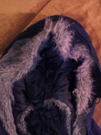 Состояние идеальное. Носилась редко, тёплая. Я носила её зимой. Есть мех для кап. Чернигов, Черниговская область. фото 5