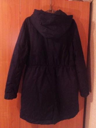 Состояние идеальное. Носилась редко, тёплая. Я носила её зимой. Есть мех для кап. Чернигов, Черниговская область. фото 4