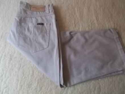 коттоновые джинсы на полного мальчика 7-9 лет. Чернигов. фото 1