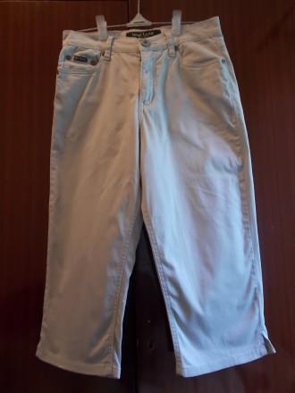 Продам светлые коттоновые джинсы на крупного мальчика 7-8 лет в хорошем состояни. Чернигов, Черниговская область. фото 5