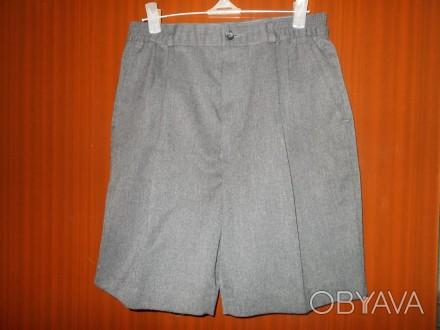 Продам классические  шорты Marks&Spencer на 9-10 лет в отличном состоянии без ню. Чернигов, Черниговская область. фото 1
