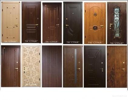 Двери входные. Чернигов. фото 1