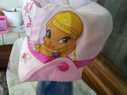 кепка ВИНКС для девочки 5-9 лет. Херсон. фото 1