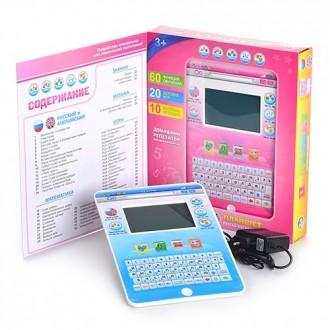 Русско-английский детский обучающий планшет Play Smart. Переяслав-Хмельницкий. фото 1