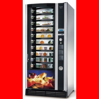 Торговый автомат по продаже снеков и напитков FAS EASY VEND, б/у. Київ. фото 1