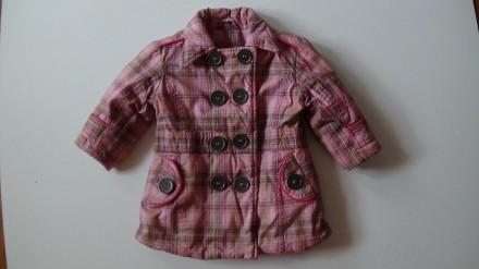 Курточка-пальто детское. Мелитополь. фото 1