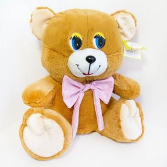 Мягкая игрушка Медведь Тимка большой коричневый. Переяслав-Хмельницкий. фото 1