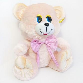 Мягкая игрушка Медведь Тимка большой молочный. Переяслав-Хмельницкий. фото 1