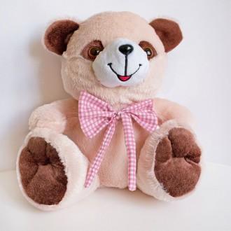 Мягкая игрушка Медведь Тимка маленький молочный. Переяслав-Хмельницкий. фото 1