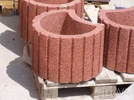 Цветники бетонные от производителя