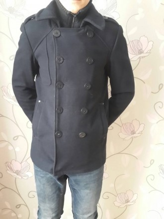 Мужская Куртка Демисезонное пальто Размер 46. Киев. фото 1