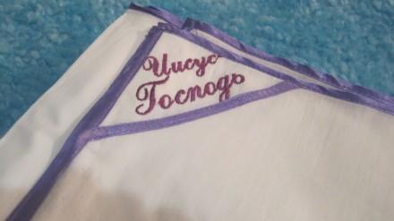 Продам новое  детское постельное белье  Простынка и наволочка, Белое - с фиолет. Чернигов, Черниговская область. фото 6
