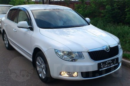 Skoda Superb 125kw 4x4 TDI 6mt, full 4wd alltrack 2010 white. Днепр. фото 1