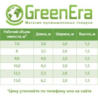 Агро емкость для транспортировки воды и жидких удобрений.  Длина - 4,3м    ш. Киев, Киевская область. фото 4