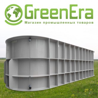 Агро емкость для транспортировки воды и жидких удобрений.  Длина - 4,3м    ш. Киев, Киевская область. фото 2