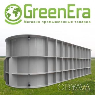 Агро емкость для транспортировки воды и жидких удобрений.  Длина - 4,3м    ш. Киев, Киевская область. фото 1