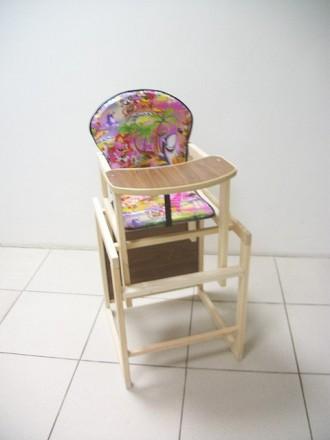 Акция! Манеж детский Kinder Box + стульчик для кормления. Сумы. фото 1