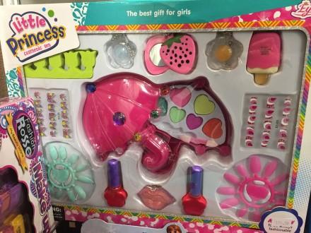 Детский набор косметики для маленьких принцесс. Днепр. фото 1
