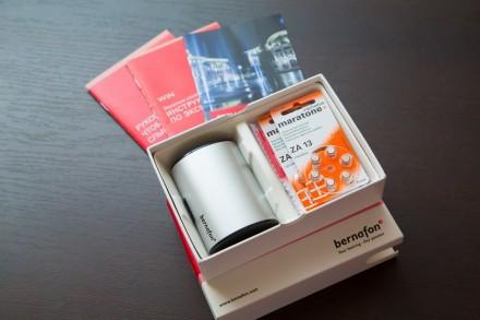 Слуховой аппарат Bernafon Win 105 DM производство Швейцария. Киев. фото 1